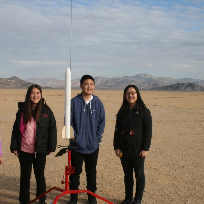 Team America Rocketry Contest